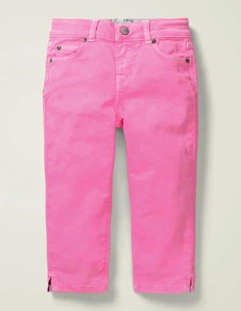 Pink Capri Trousers