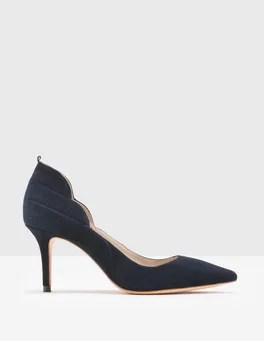 Carrie Mid Heel Pumps Boden