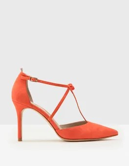 Jennifer T-Bar Heel Pumps Boden