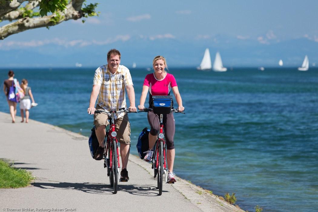 Radfahren bei Konstanz