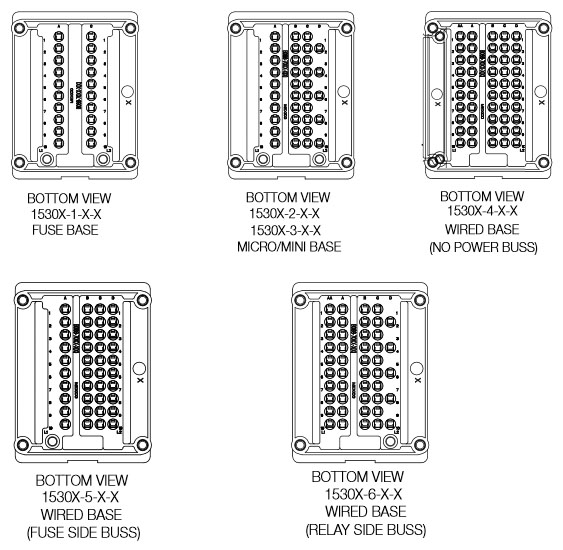 Bussmann Fuse Block Wiring Diagram : 34 Wiring Diagram