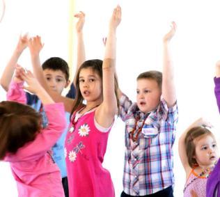 Tara dance practice