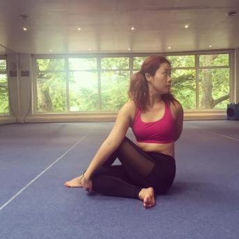Bodhi Me Bikram Spinal Twist 30 Days' Challenge