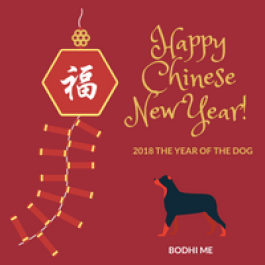 Bodhi Me Chinese New Year 2018