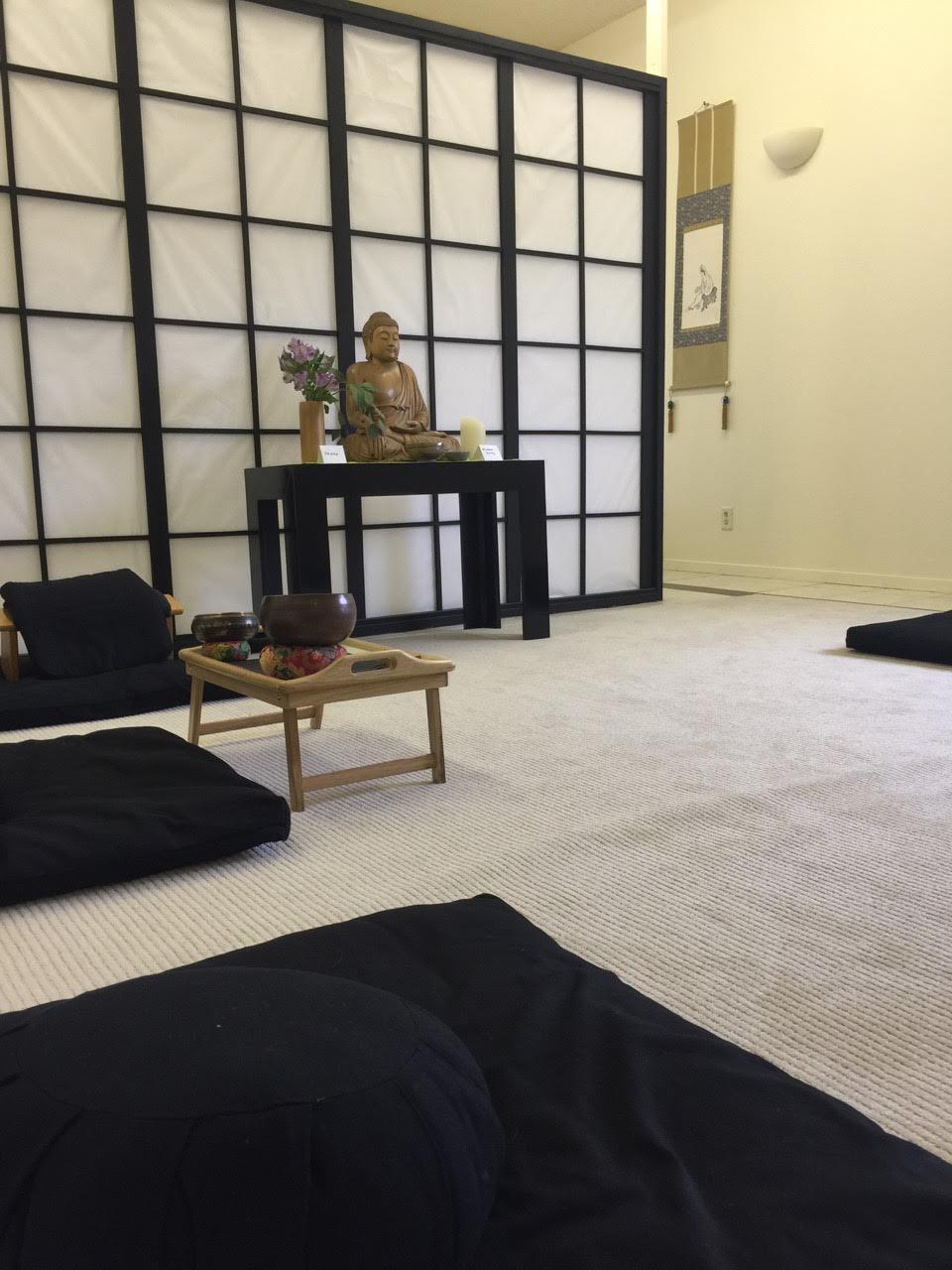 Center interior zen area