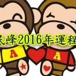 蘇民峰2016年12生肖運程大全及破解