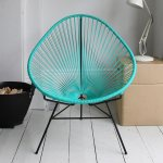 The Acapulco chair….Love at first sight