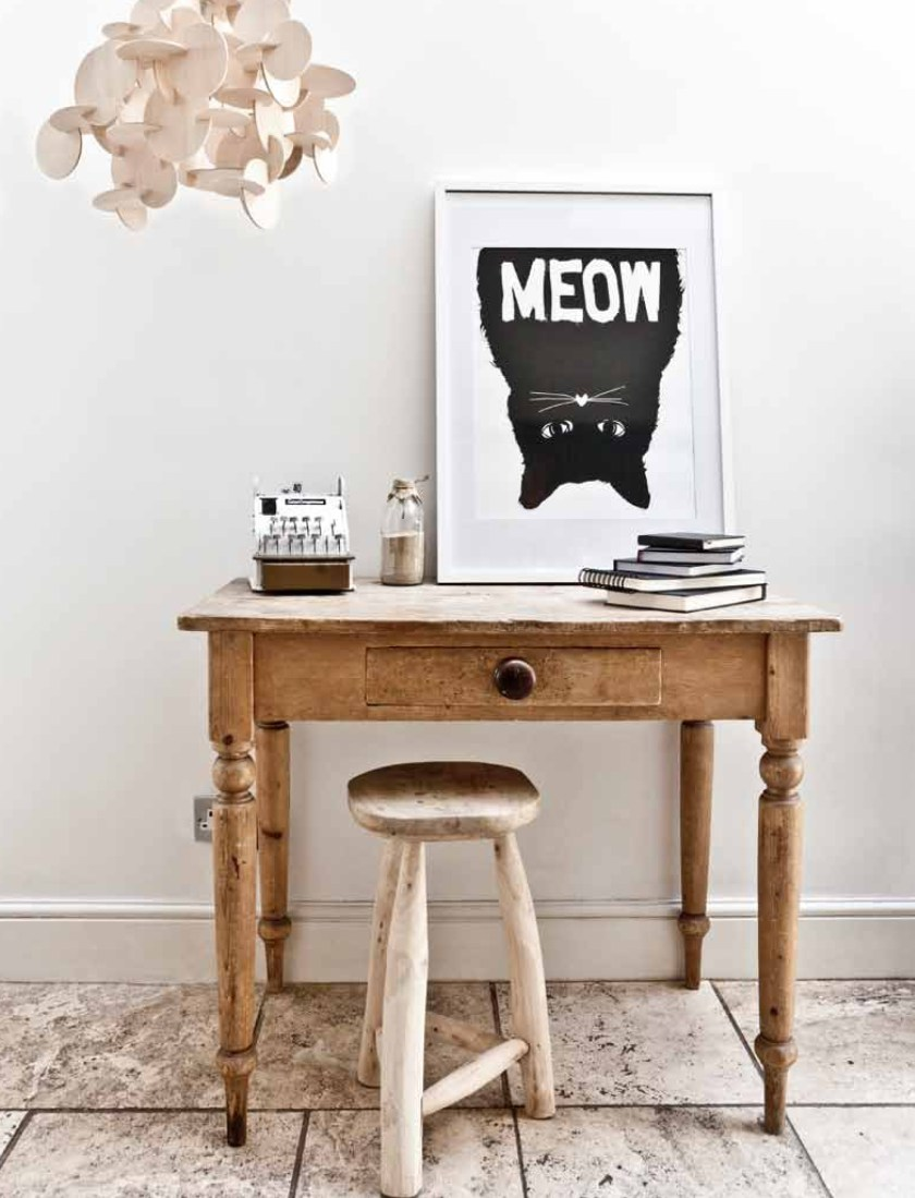 BODIE and FOU London family home in Milk Decoration
