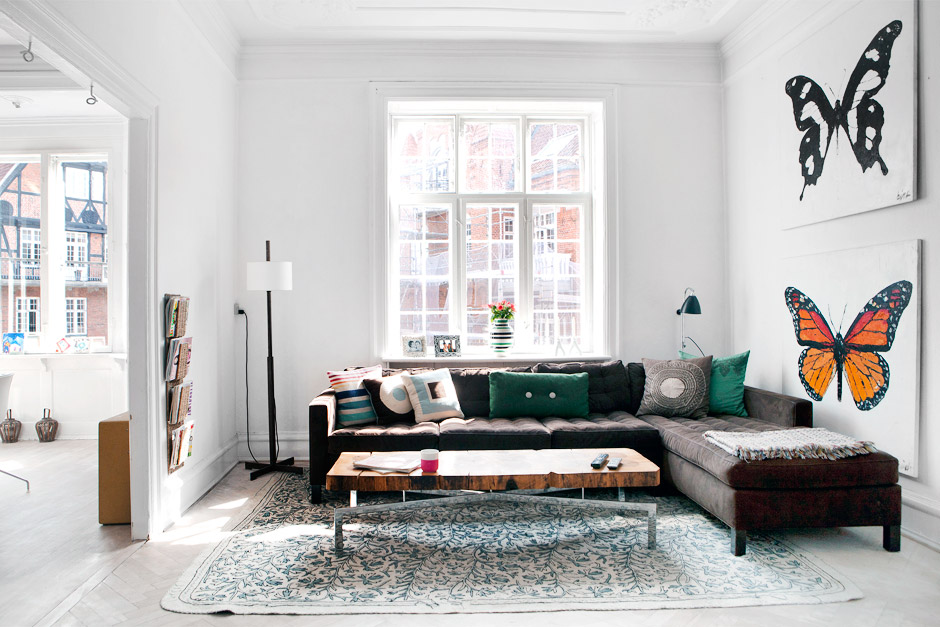 Inspiring, family homes to stay | COPENHAGEN