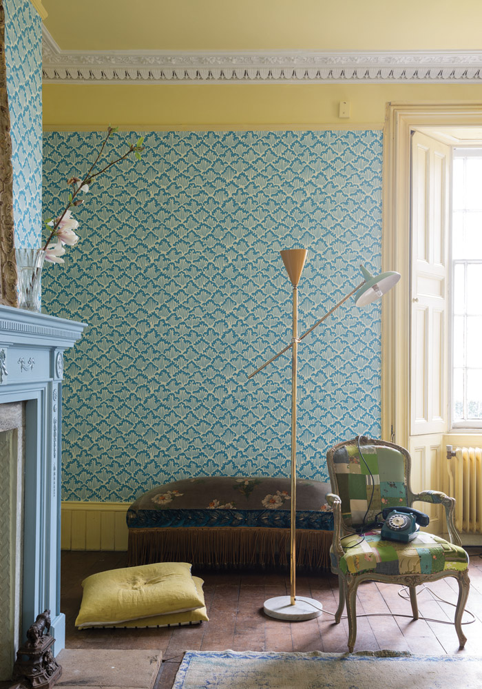 Farrow & Ball wallpapers collection '14