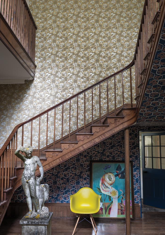 Farrow & Ball wallpapers collection