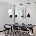 DECORATING WITH BLACK PENDANT LIGHTS