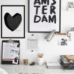 Amsterdam & Melbourne prints