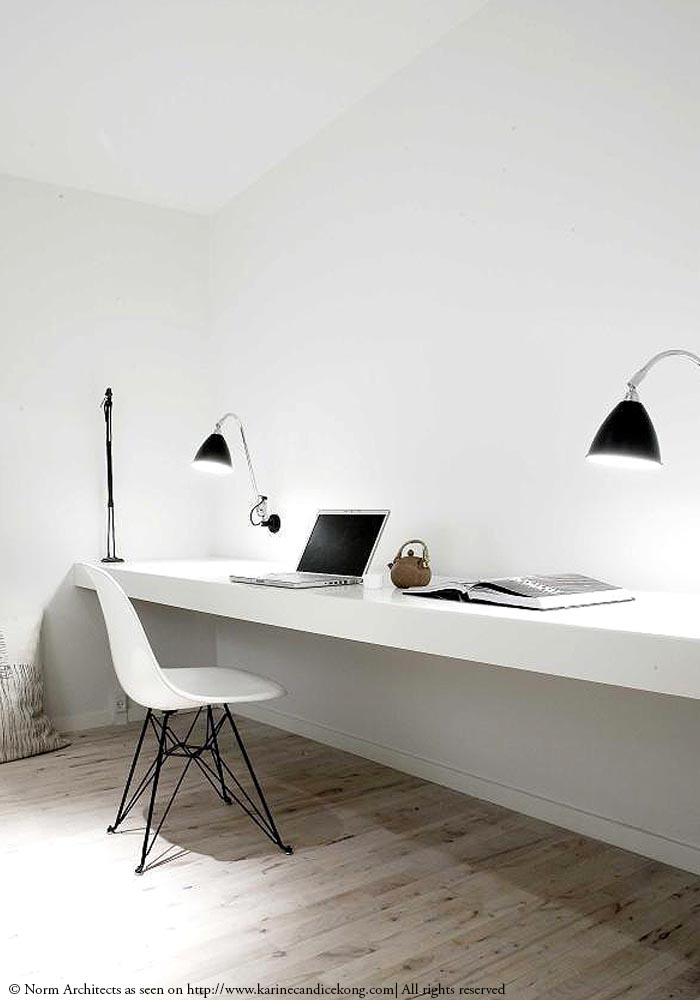 5 of the best wall-mounted desks to maximise space at home