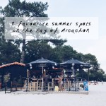 8 favourite summer spots in the Bay of Arcachon