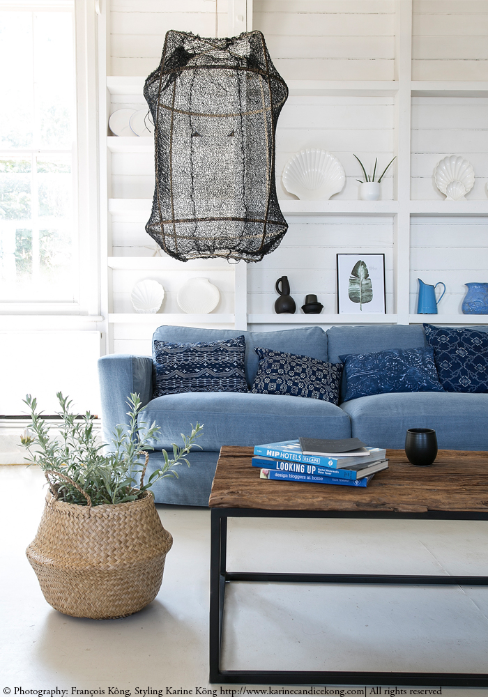 How to achieve the coastal look in your home