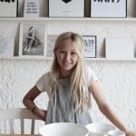 Mila's homemade pikelets