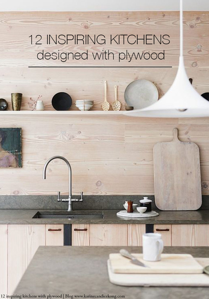 How To Create A Stunning Kitchen With Plywood 12 Inspiring Ideas