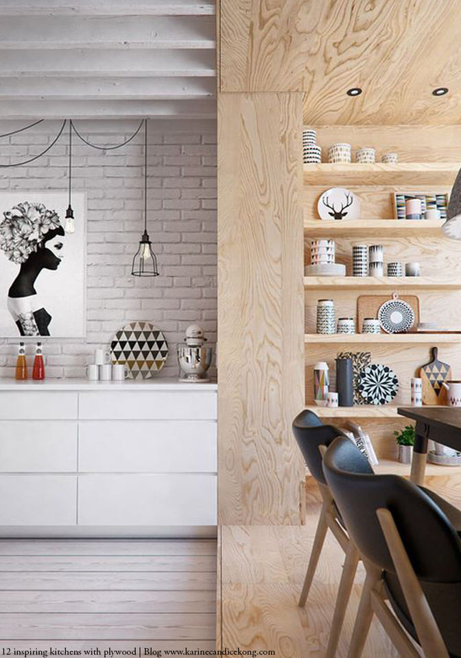 How to create a stunning kitchen with plywood