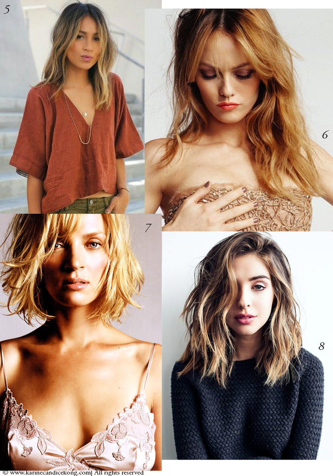 8 pretty & practical hairstyles I love for the Summer