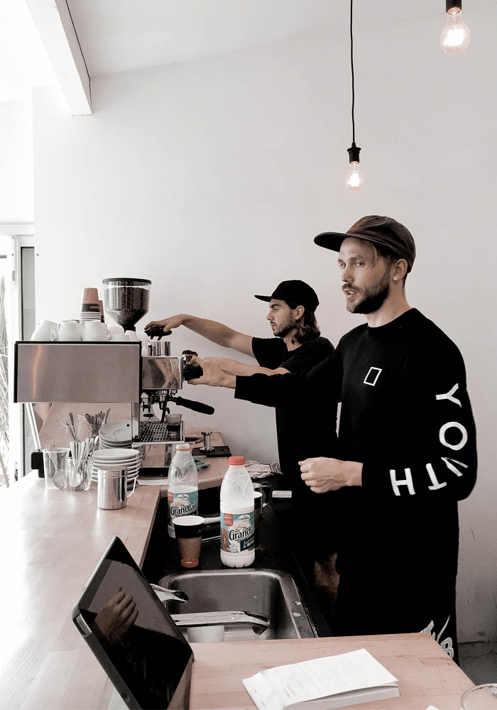 WAXED Coffee - Hossegor's Speciality Coffee Shop