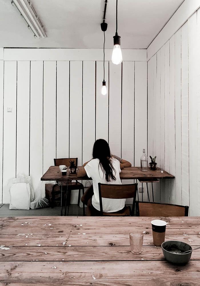 Le WAXED café à Hossegor