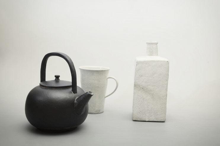 Organic ceramics by Park Sungwook