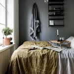 4 dark bedrooms to be inspired by