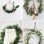 10 beautiful, inspiring Christmas wreaths to make