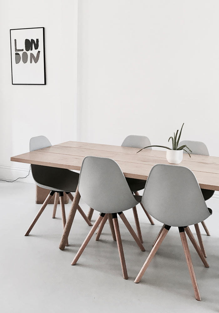 How to quickly update your dining room