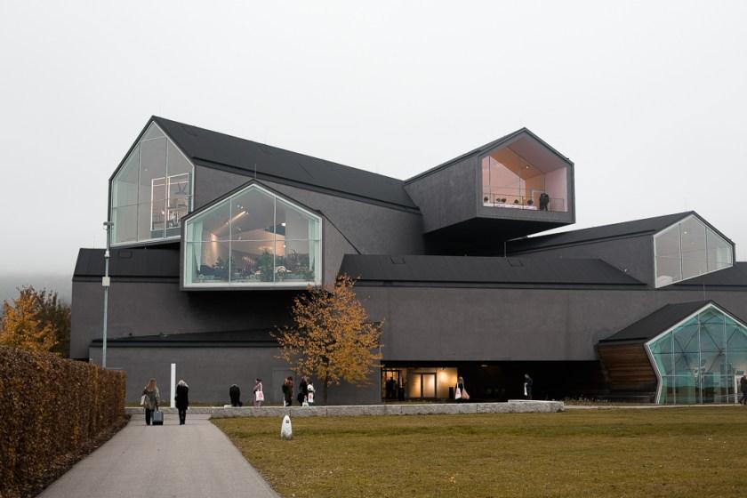 Vitra Campus: Vitra Haus designed by Herzog & de Meuron, 2010