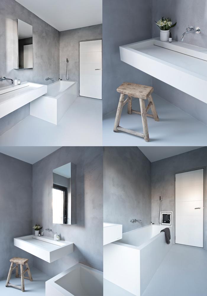 Tadelakt Bathroom makeover
