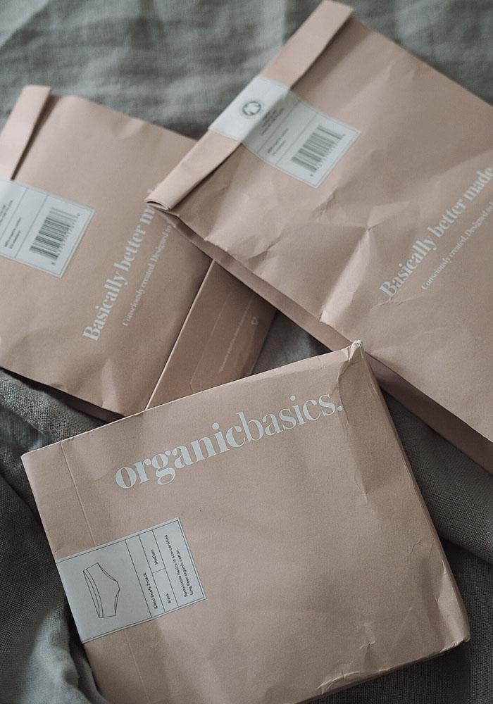 Organic Basics - Basically better made