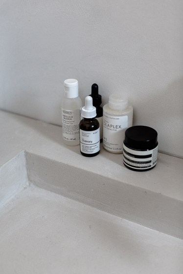 My favourite beauty products