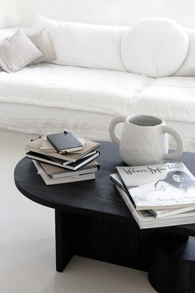 Insert coffee table by Ferm Living at CASA PYLA