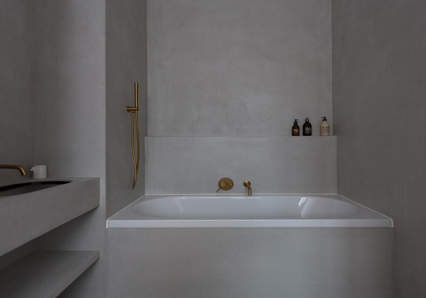 Kaldewei bathtub in CASA PYLA