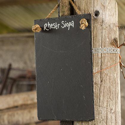 kitchen kits timer for hearing impaired slate-shopping-list-memo-board_bwrdd-rhestr-siopa-llechen ...