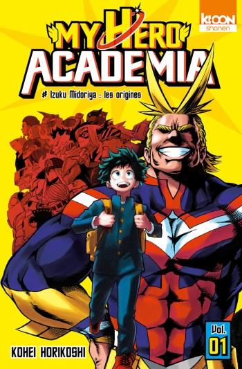 My Hero Academia 1