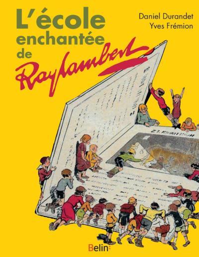 L-ecole-enchantee-de-Raylambert-couv