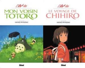 Artbook Totoro Chihiro
