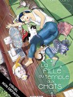 La fille du temple aux chats