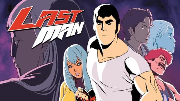Anime Lastman