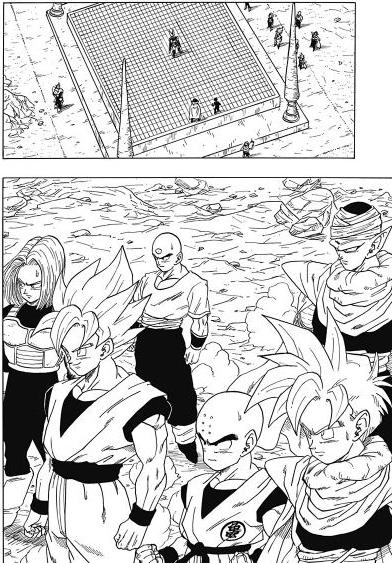 Dragon Ball Yamcha 1
