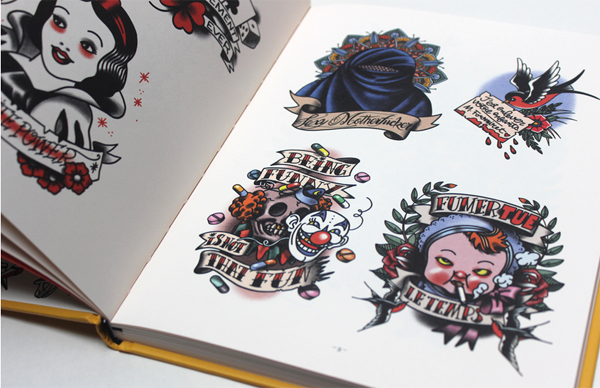tattoo-flash-larcenet_image2