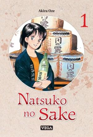 Natsuko no Sake Couv