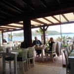 Lemon Tree Restaurant Interior in Bitez