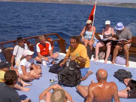 Crystal Tours and Diving Bodrum Peninsula Turkey