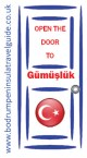 Open the Door to Gumusluk Front cover image