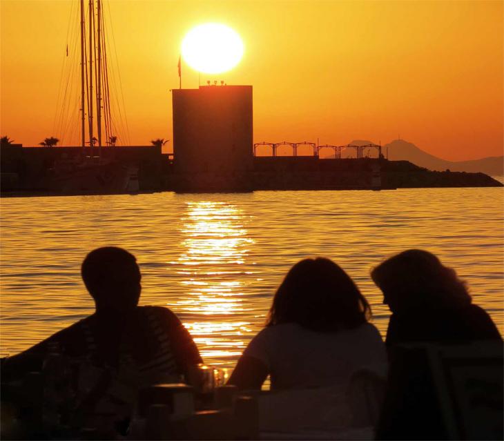 Millionairs Club Sunset Yalikavak Bodrum Turkey