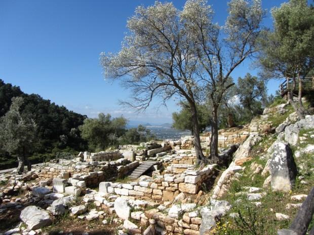 copyright Sues Pedesa ruins